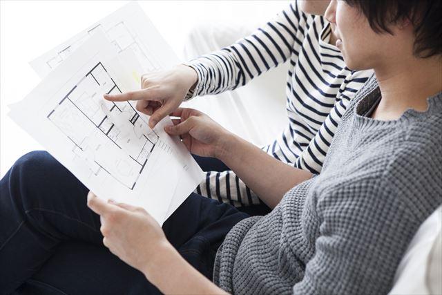 賃貸住宅の間取りは実際に生活する家族構成で選ぶ?振り分けと直間をチェック